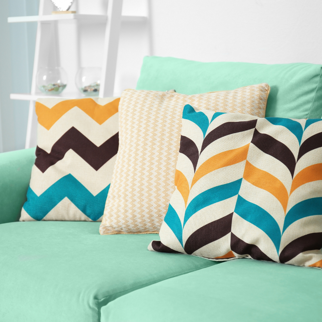 Throw Pillows and You: How They Can Reinvent a Space